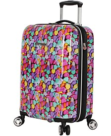 "20"" Hardside Expandable Carry-On Spinner Suitcase"