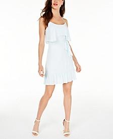 Avah Printed Popover Dress