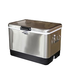 Leisure Season Stainless Steel Cooler