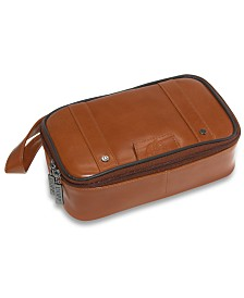 Dopp Kit, The Elite Collection Veneto Top Zip Travel Kit