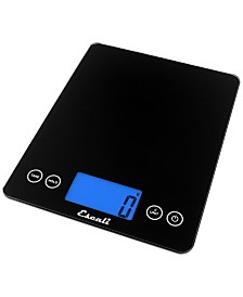 Escali Corp Arti XL Glass Digital Scale, 22lb