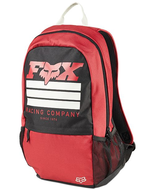 Fox Men's 180 Moto 26L Logo-Print Backpack