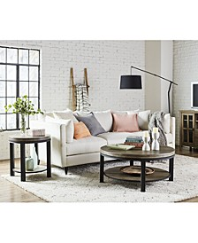 Canyon Round Table Collection, Created for Macy's