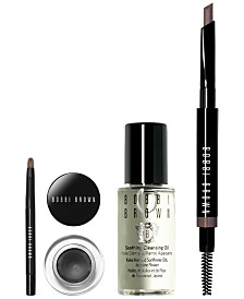 Bobbi Brown 4-Pc. Defining Moment Long-Wear Eye Set