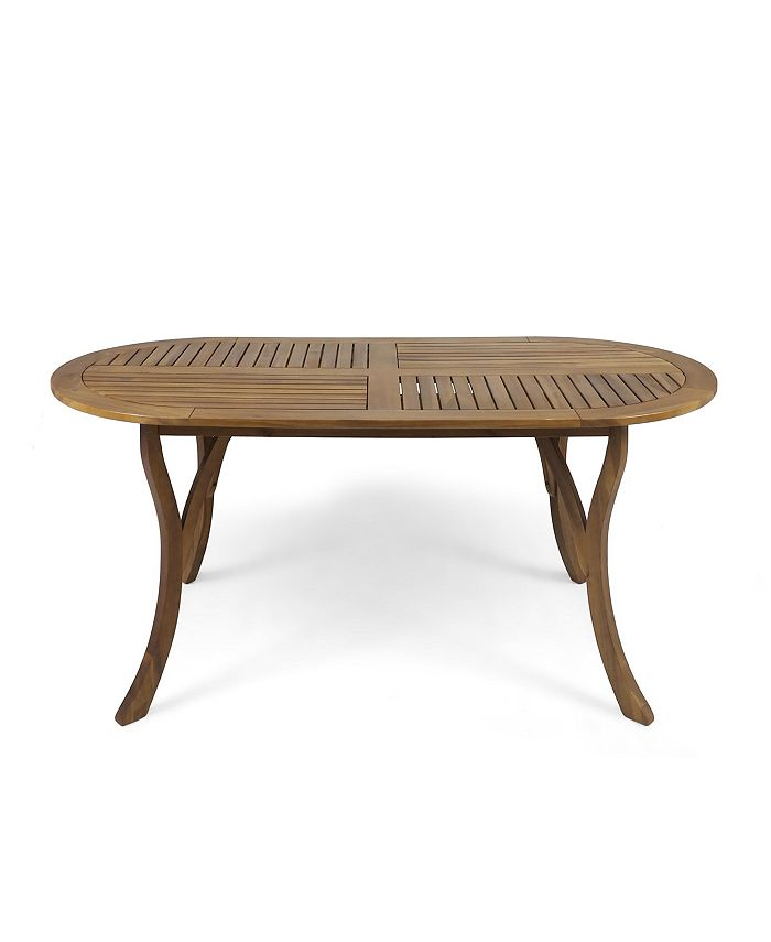 Noble House - Hermosa Outdoor Dining Table
