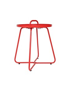 Madelyn Outdoor Side Table, Quick Ship