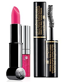 Receive a Complimentary 4pc gift with any $70 Lancôme purchase!