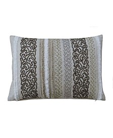 "Artesia Throw Pillow Cover 14"" x 20"""