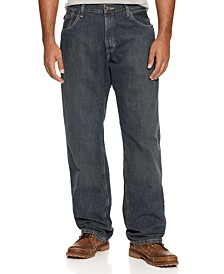 Big and Tall Men's Jeans, Relaxed-Fit Jeans