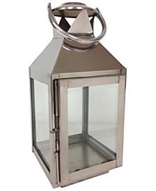 "KINDWER 14"" Tall Aluminum Candle Lantern"