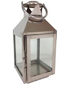 "St. Croix KINDWER 14"" Tall Aluminum Candle Lantern"