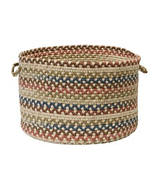 Cedar Cove Braided Storage Basket