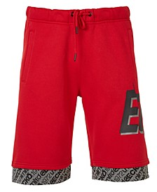 Men's Bold Fissure Knit Short