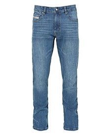 Men's Ecko Core Stretch Straight-Fit Denim