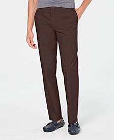 Men's AlfaTech Slim-Fit Chino Pants, Created for Macy's