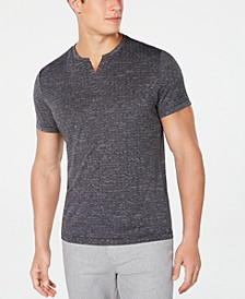 Men's End on End Dot T-Shirt, Created for Macy's