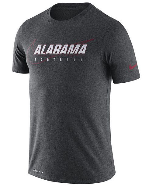 Nike Men's Alabama Crimson Tide Facility T-Shirt