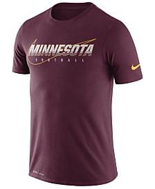 Nike Men's Minnesota Golden Gophers Facility T-Shirt