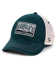 Zephyr Hawaii Warriors Vista Mesh Snapback Cap