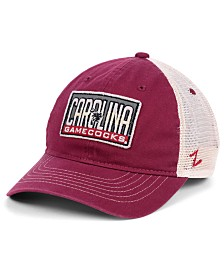 Zephyr South Carolina Gamecocks Vista Mesh Snapback Cap
