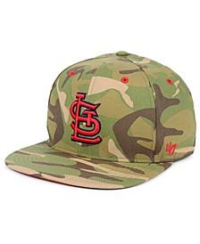 St. Louis Cardinals Blockade Strapback Cap