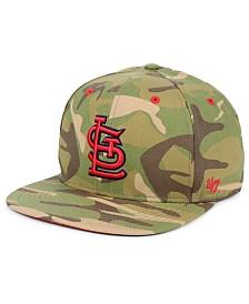 '47 Brand St. Louis Cardinals Blockade Strapback Cap