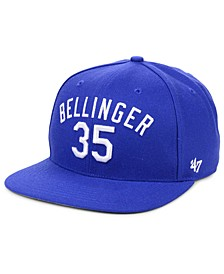 Cody Bellinger Los Angeles Dodgers Player Snapback Cap