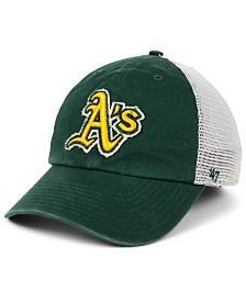 '47 Brand Oakland Athletics Stamper Mesh CLOSER Cap