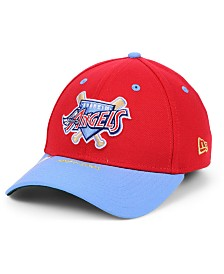 New Era Los Angeles Angels Timeline Collection 39THIRTY Cap