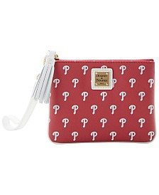 Dooney & Bourke Philadelphia Phillies Stadium Wristlet
