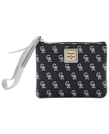 Dooney & Bourke Colorado Rockies Stadium Wristlet