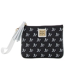 Oakland Athletics Stadium Wristlet
