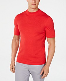 Men's Classic-Fit Mock Turtleneck Sweater, Created for Macy's