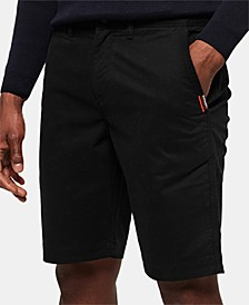 Men's Slim-Fit Chino Shorts