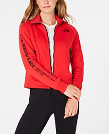 Women's NSE Logo Full Zip Jacket