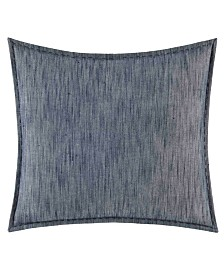Vera Wang Melange Gauze Throw Pillow