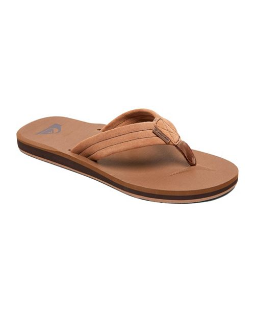 ca44d889ba Men's Carver Suede Thong Sandals
