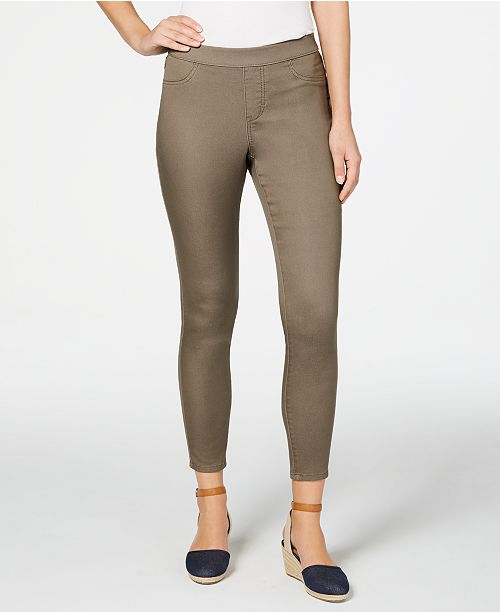 Style & Co Petite Pull-On Jeggings, Created for Macy's