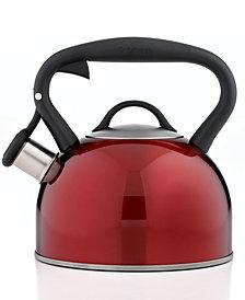 Cuisinart Tea Kettle, Valor Red Metallic