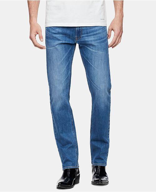 Calvin Klein Jeans Men's Riverhead Slim-Fit Jeans