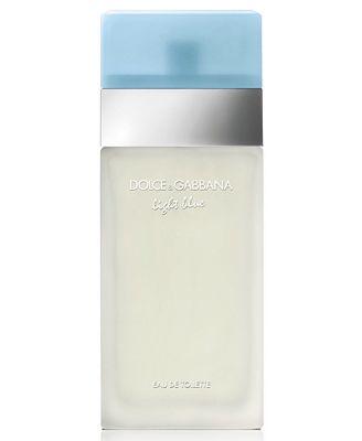 Dolce Amp Gabbana Light Blue Fragrance Collection For Women