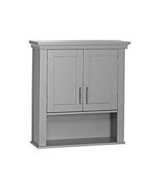 RiverRidge Somerset Collection Two-Door Wall Cabinet