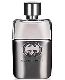 Gucci Guilty Men's Pour Homme Eau de Toilette Spray, 1.6 oz