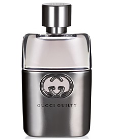 Gucci Guilty Men's Pour Homme Eau de Toilette Spray, 1.6 oz