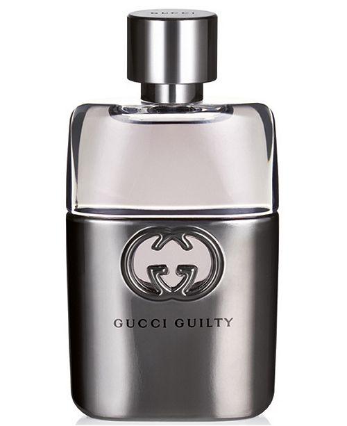 Gucci Guilty Men s Pour Homme Eau de Toilette Spray 7f6188d19b0f