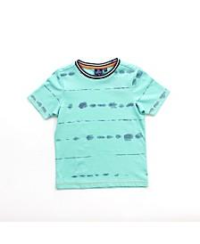 Bear Camp Toddler Boys Printed Short Sleeve Tee