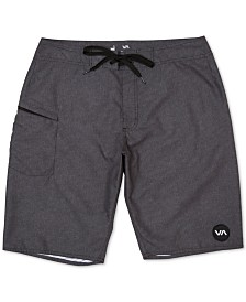 "RVCA Men's Solid 20"" Board Shorts"