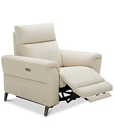 "CLOSEOUT! Raymere 41"" Fabric Power Motion Recliner"