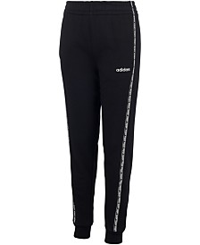 adidas Big Boys Core Tape Jogger Pants