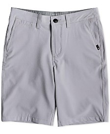 Quiksilver Big Boys Water Resistant Shorts